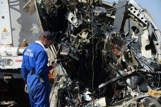 Черный ящик самолета упавшего в Египте: слушать запись