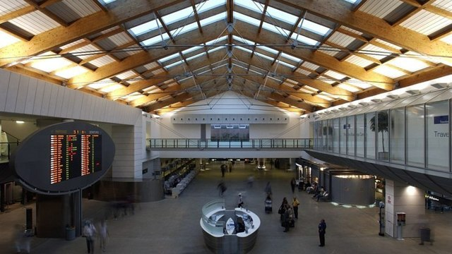 Аэропорт Марко Поло Венеции: официальный сайт